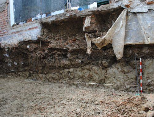 Control arqueológico de movimiento de tierras en C/Silva, 23. Estepona (Málaga)