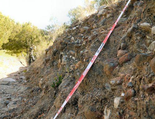 Prospección superficial terrestre en La Quinta Golf (Marbella, Málaga)