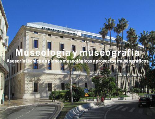 Museología y museografía