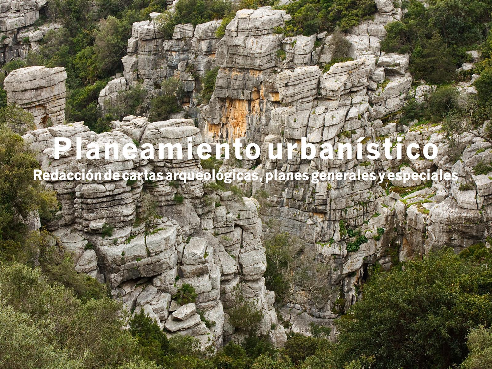Planeamiento urbanístico
