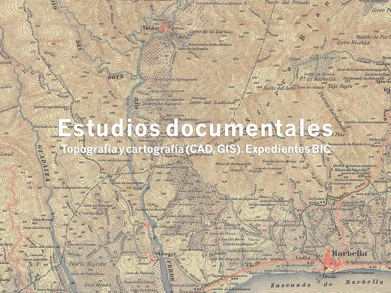 Estudios documentales