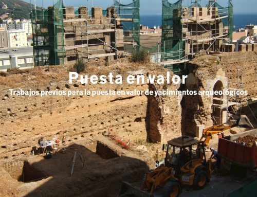 Intervención arqueológica pública